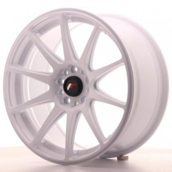 JAPAN  Racing JR11 18x8,5 ET40 5x112/114 Black Mac...