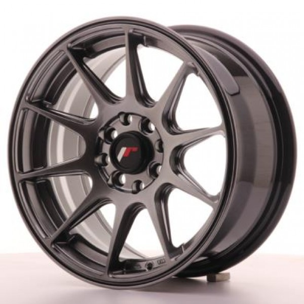 JAPAN Racing JR11 15x7 ET30 4x100/114 Dark Hiper B