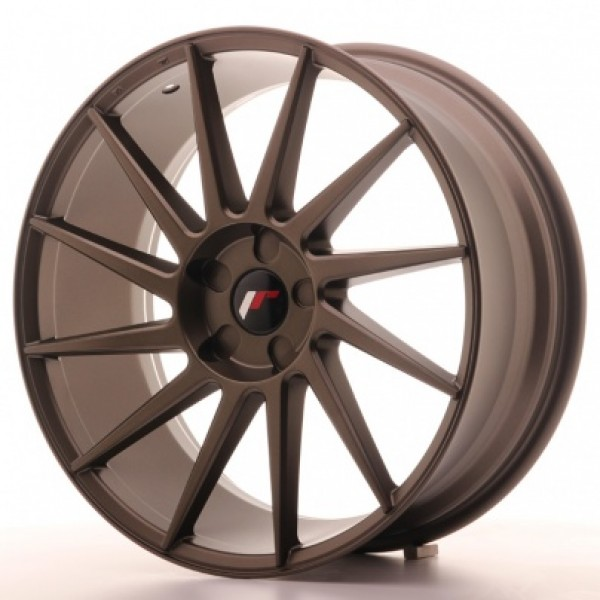 JAPAN  Racing JR22 20x8,5 ET20-40 5H Blank Matt Br