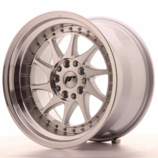 JAPAN Racing JR26 17x10 ET20 4x100/114 Machined Si