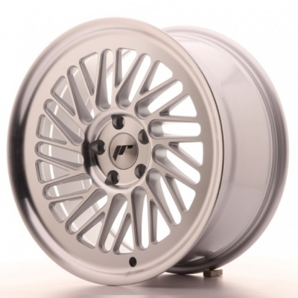 JAPAN Racing JR27 18x8,5 ET35 5x100 Machined Silve