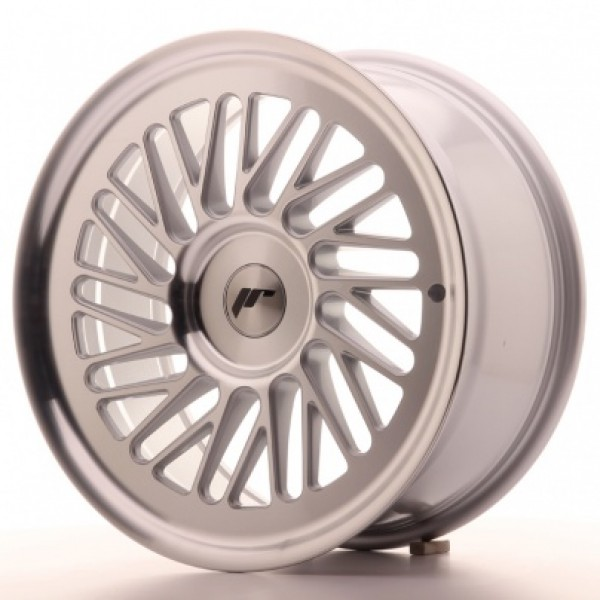 JAPAN Racing JR27 18x8,5 ET40 Blank Machined Silve