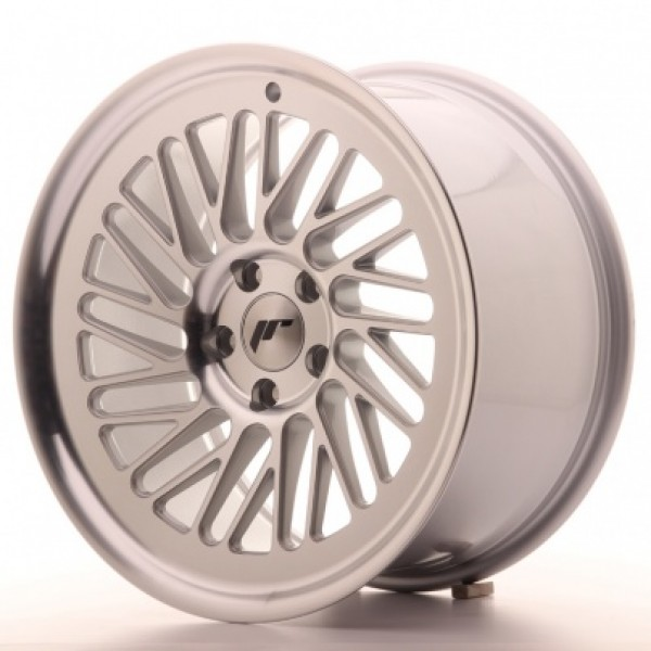 JAPAN Racing JR27 18x9,5 ET40 5x112 Machined Silve