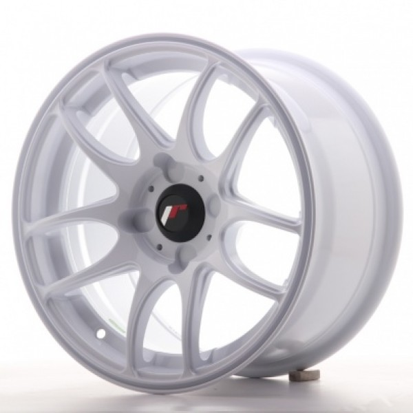 JAPAN Racing JR29 15x8 ET28 4H Blank White