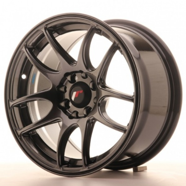 JAPAN Racing JR29 15x7 ET35 4x100/108 Hyper Black