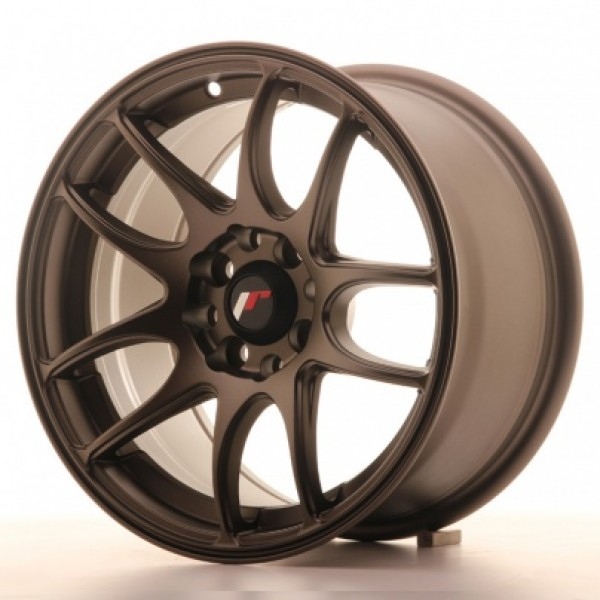 JAPAN Racing JR29 15x7 ET35 4x100/108 Matt Bronze