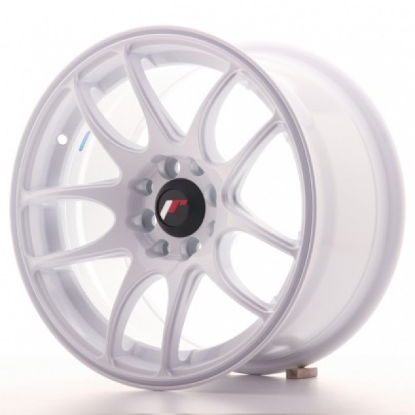 JAPAN Racing JR29 15x8 ET28 4x100/108 White