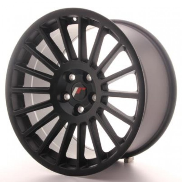 JAPAN Racing JR16 18x9,5 ET40 5H Blank Matt Black