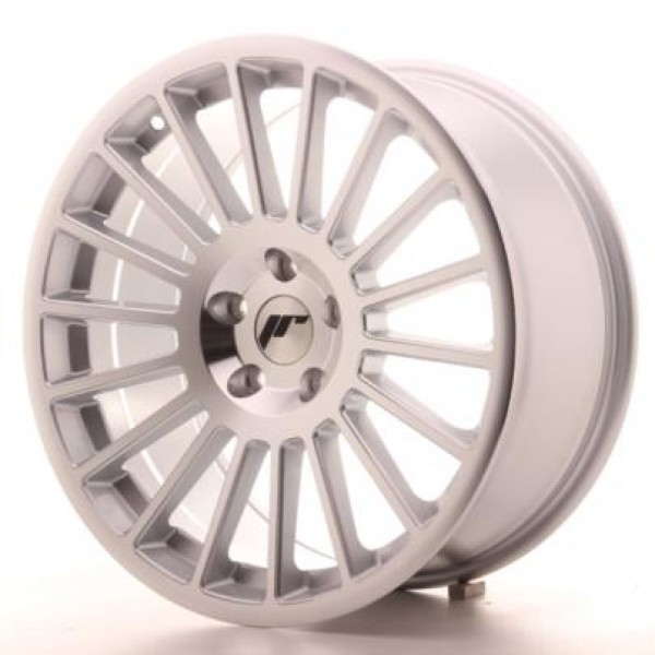 JAPAN  Racing JR16 18x9,5 ET35 5x120 Machined Silve