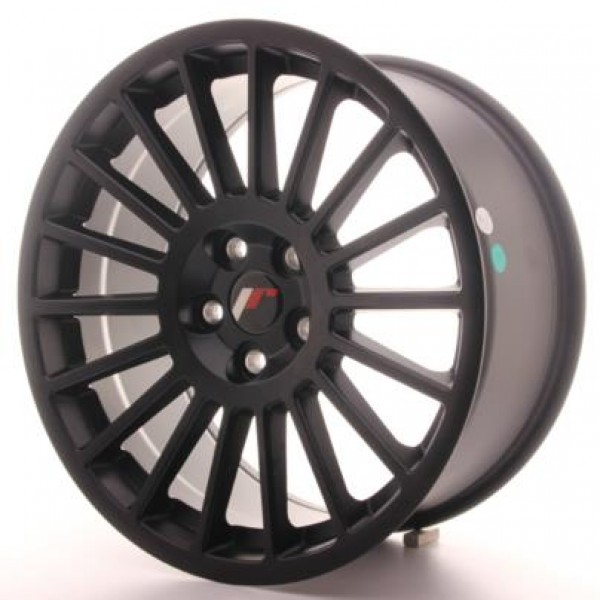 JAPAN Racing JR16 18x8,5 ET40 5H Blank Matt Black