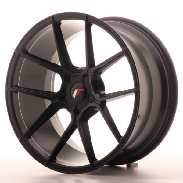 JAPAN Racing JR30 18x8,5 ET20-40 5H Blank Matt Bla