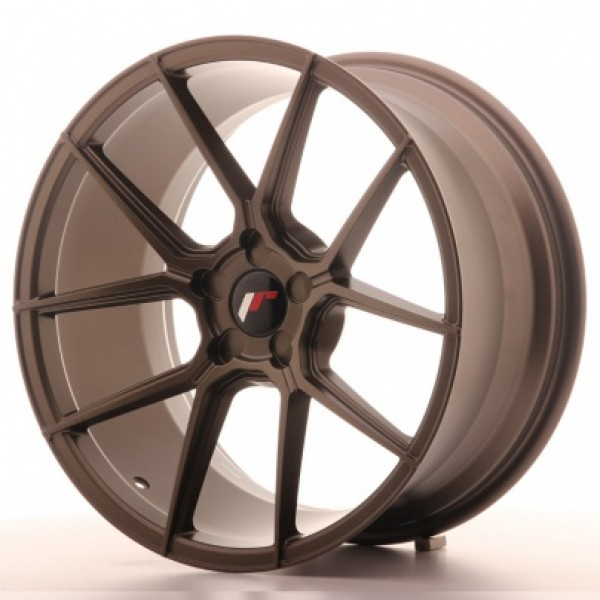 JAPAN Racing JR30 18x8,5 ET20-40 5H Blank Matt Bro