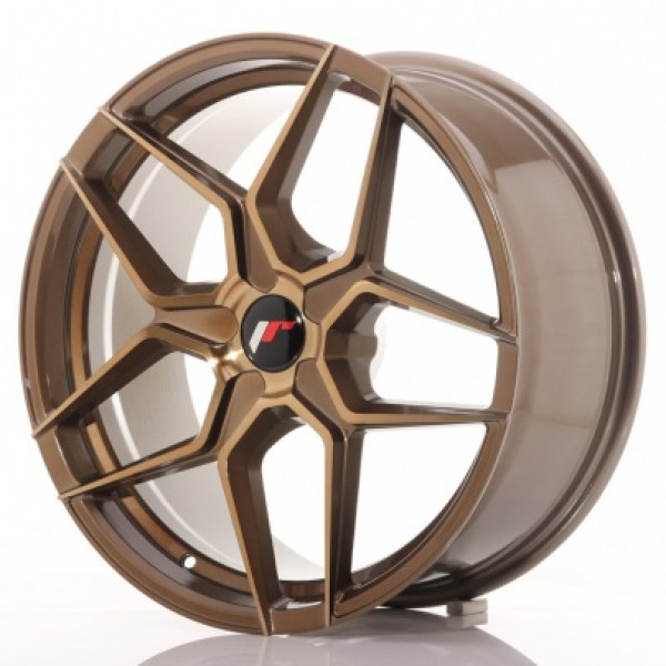 JAPAN Racing JR34 19x8,5 ET20-40 5H Blank Platinum...