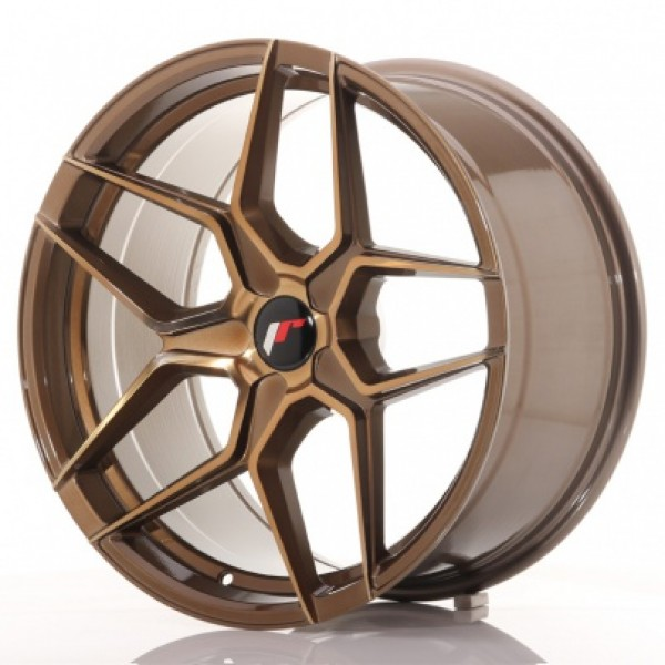 JAPAN Racing JR34 19x9,5 ET20-40 Platinum Bronze
