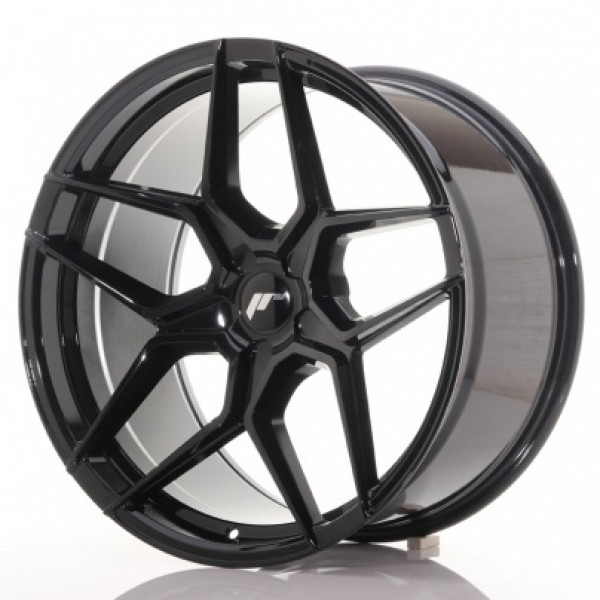 JR wheels  JR34 20x10.5 ET20-35 Gloss Black