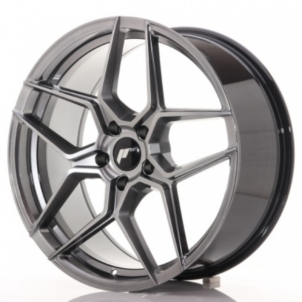 JAPAN Racing JR34 19x8,5 ET20-40 5H Blank HyperBla...
