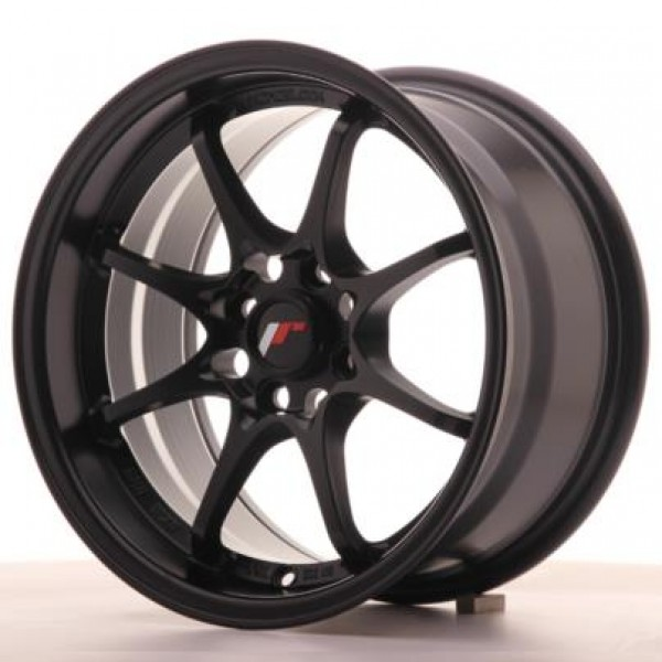 Japan Racing JR5 15x8 ET28 4x100 MattBlack