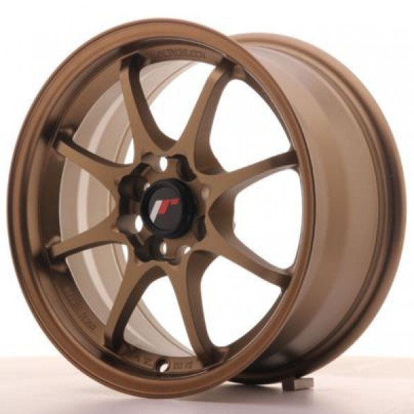 Japan Racing JR5 15x7 ET35 4x100 Dark Abz