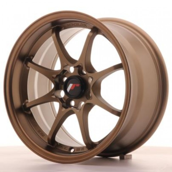 Japan Racing JR5 15x8 ET28 4x100 Dark Abz