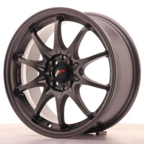 Japan Racing JR5 16x7 ET30 4x100/108 Matt GM
