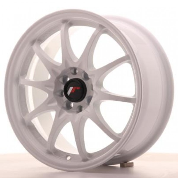 Japan Racing JR5 16x7 ET30 4x100/108 White