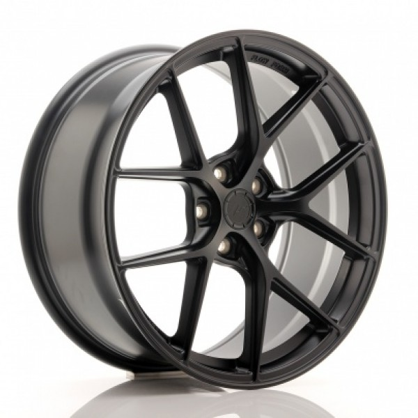JR WHEELS SL01 19X8,5 ET20-45 5H BLANK MATT BLACK