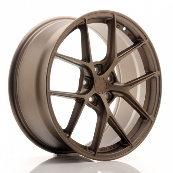 JR WHEELS SL01 19X8,5 ET20-45 5H BLANK MATT BRONZE