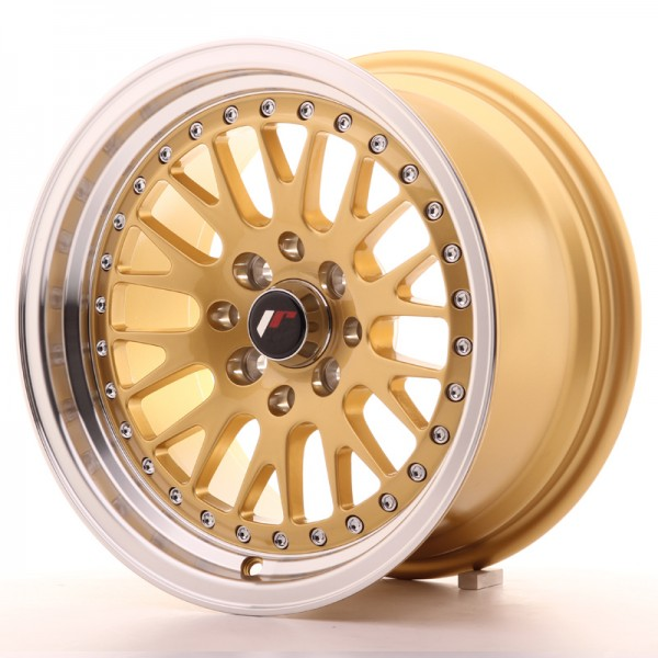 JAPAN RACING JR10 16X8 ET10-20 4X100/108/114 GOLD