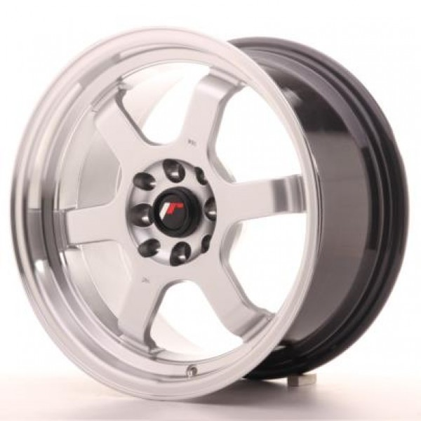 Japan Racing JR12 16x8 ET15 4x100/114 Hyper Silver