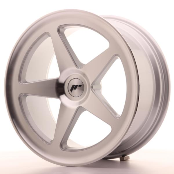 JAPAN RACING JR24 18X8,5 ET25-32 BLANK MACHINED SI...