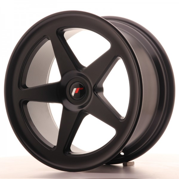 JAPAN RACING JR24 18X8,5 ET40-45 BLANK MATT BLACK
