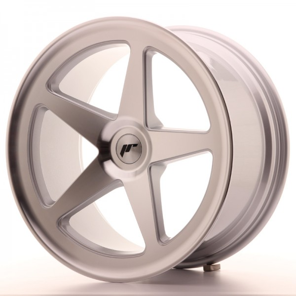 JAPAN RACING JR24 19X9,5 ET20-40 BLANK MACHINED SI...