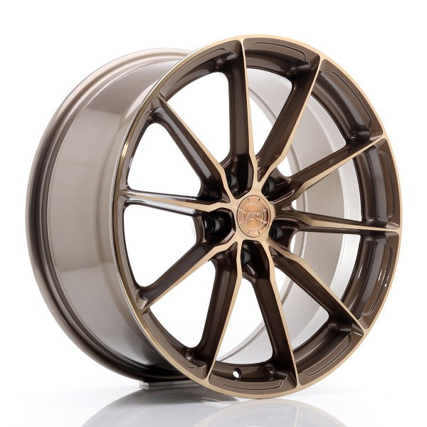 JR WHEELS JR37 19X8,5 ET20-45 Platinum Bronze