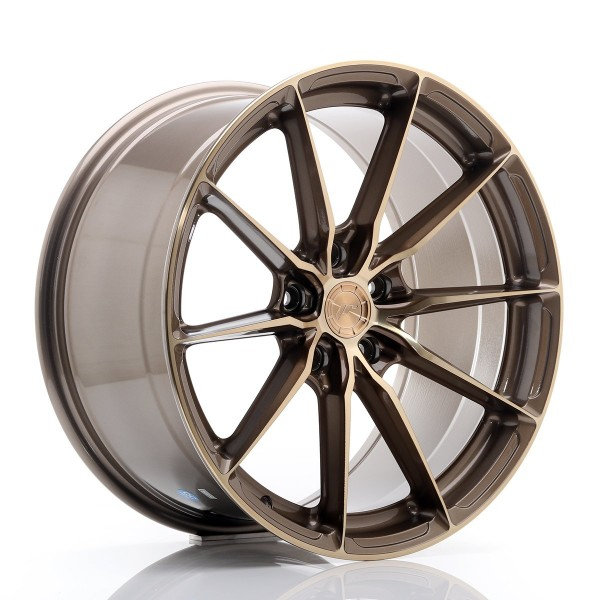 JR WHEELS JR37 19X9,5 ET20-45 Platinum Bronze