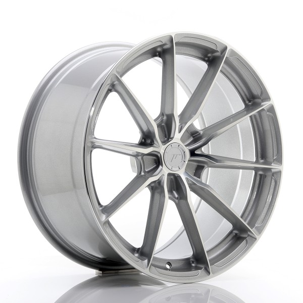 JR WHEELS JR37 19X9,5 ET20-45 Silver Machined Face