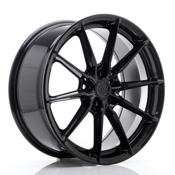 JR WHEELS JR37 19X8,5 ET20-45 GLOSSY BLACK
